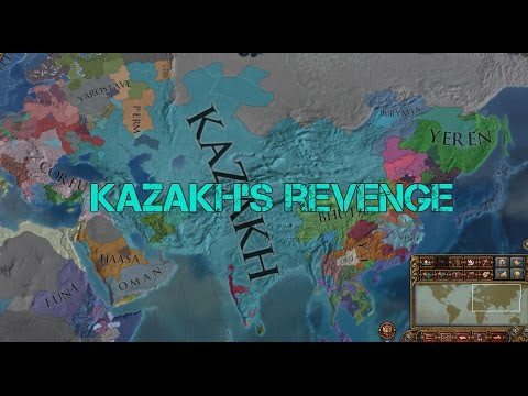 EU4 - Timelapse - Rise of My Mongol Empire by PCoutcast