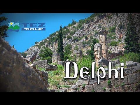 Delphi, Greece 4K travel guide bluemaxbg.com