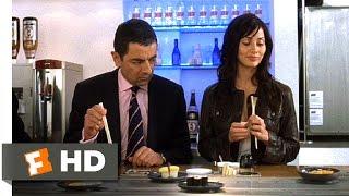 Johnny English (7/10) Movie CLIP - Sushi (2003) HD