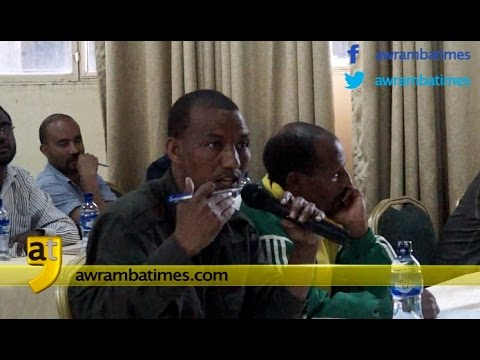 discussion on Ethiopia's current political sphere (Part One)