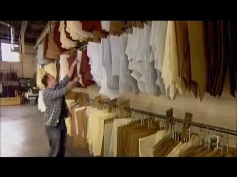 How It's Made - Schott Jacket