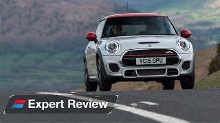 Mini Hatch JCW car review
