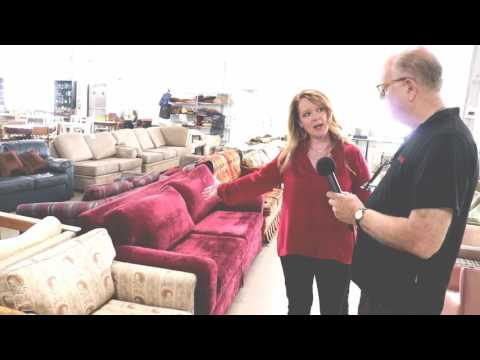 My Visit To The Furniture Bank