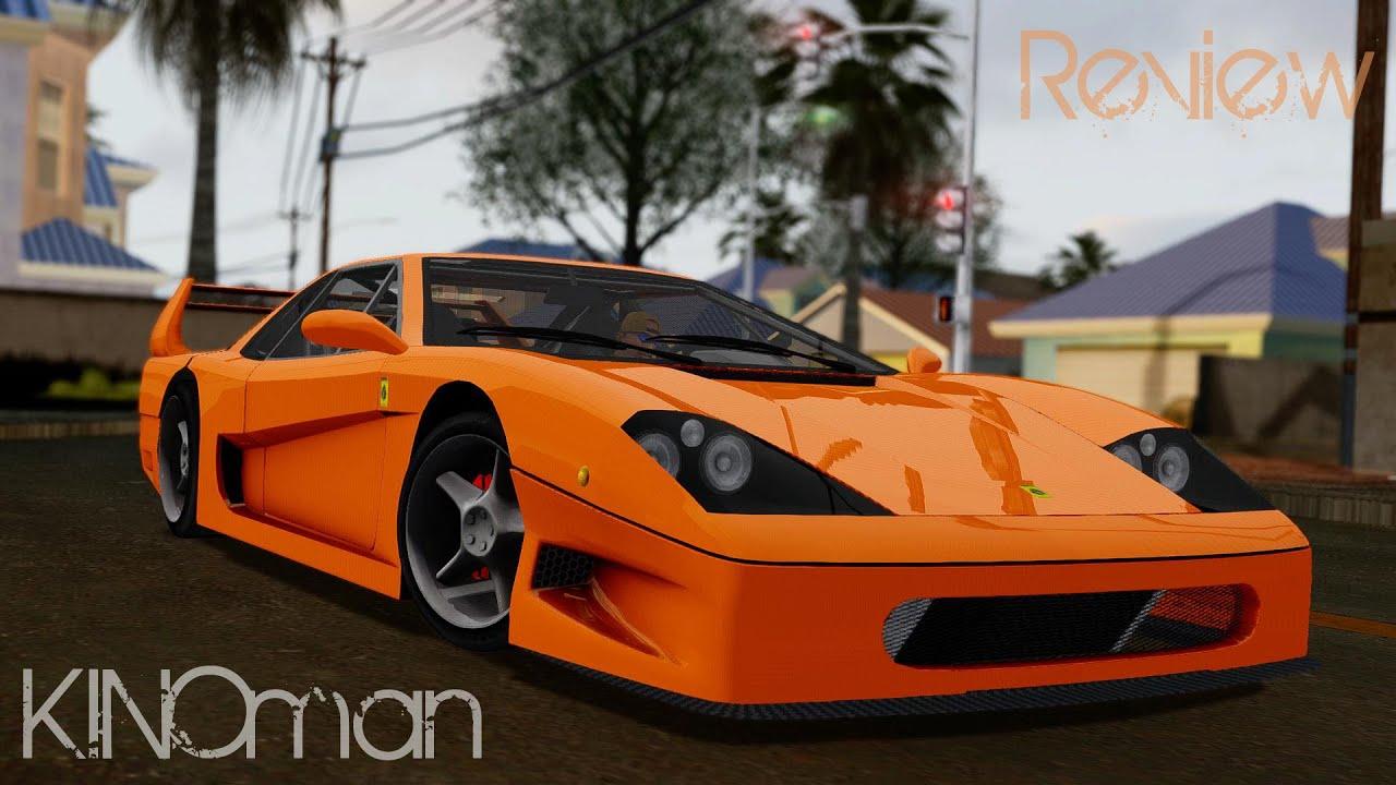 Turismo HD Edition (GTA San Andreas) - YouTube