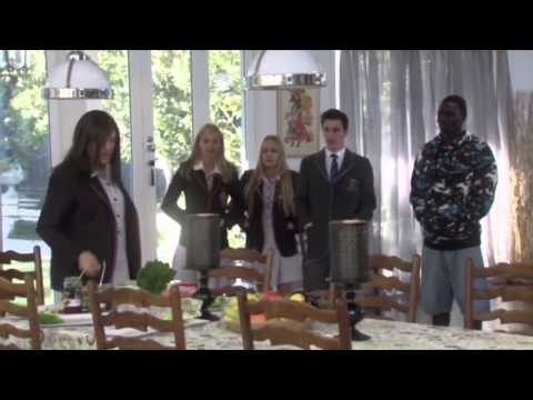 Ja'mie: Private School Girl Let's Get This Party Started!
