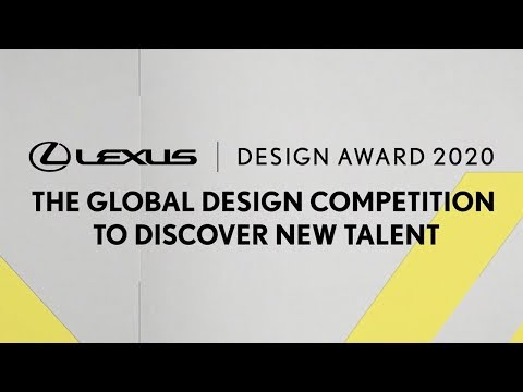 Announcement Video of Judges and Mentors for LEXUS DESIGN AWARD 2020