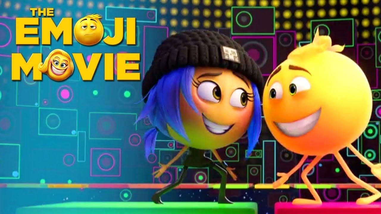 emoji pop dance scene - the emoji movie  1080p