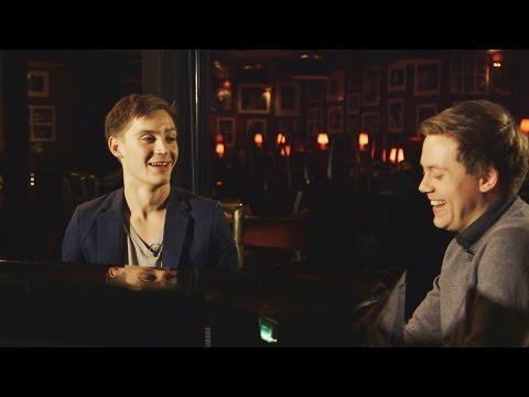 Owen Jones meets Deutschland 83 star Jonas Nay | 'We have a responsibility towards refugees'