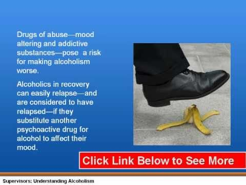Substance Abuse Training: PowerPoint, DVD, or Web Course for Training on Substance Abuse