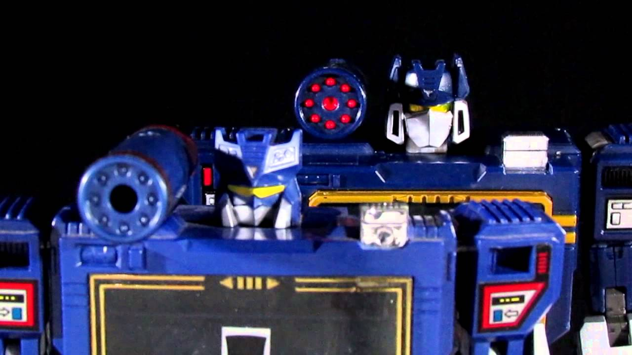 transformers hasbro masterpiece soundwave mp02 review and