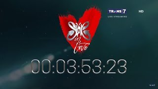 LIVE STREAMING KONSER 'SLANK IN LOVE' #SLANKINLOVETRANS7