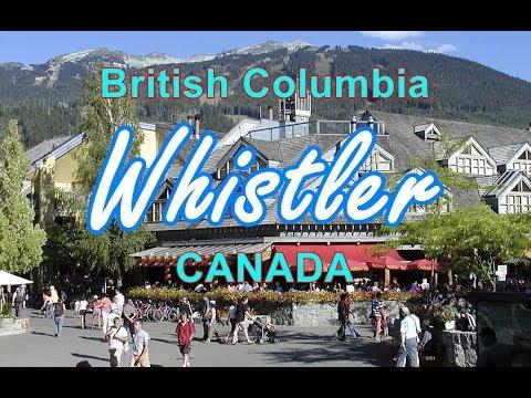 Whistler. British Columbia, Canada.
