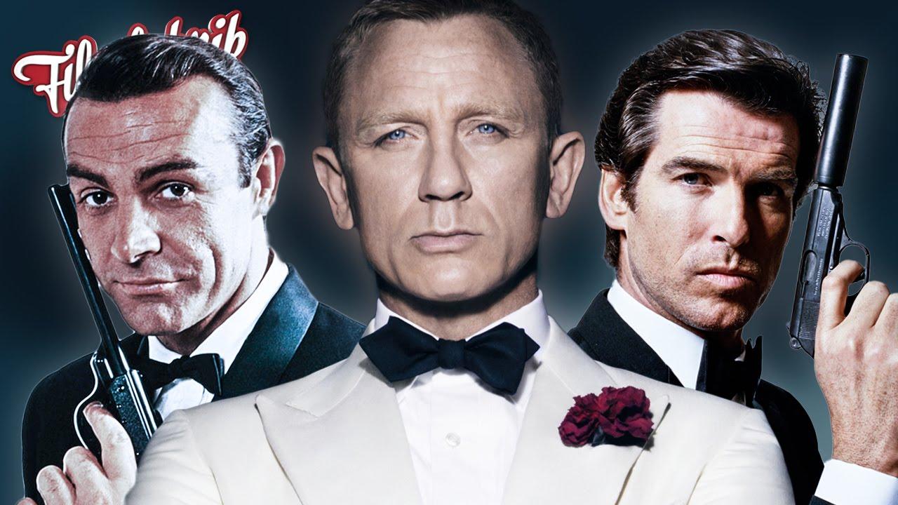 Reihenfolge Bond Filme