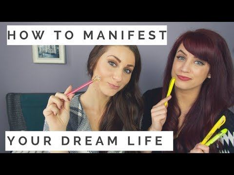 How to Use Manifestation & The Law of Attraction