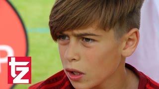 Kenan Yildiz - U11 - Tore und Vorbereitungen - FC Bayern München - Merkur CUP 2016