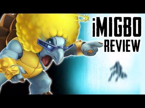 IMIGBO (LV 100) REVIEW - AMO A VOLTAIK-SAAAAN! - Monster Legends