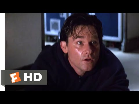 Executive Decision (1996) - Cabin Pressure Scene (8/10) | Movieclips