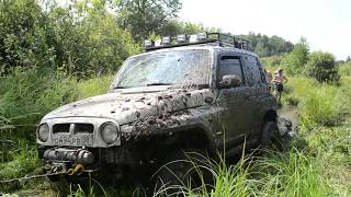 Tagaz Tager OffRoad Penza RUSSIA