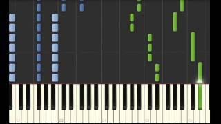 Alan Walker - Fade | Synthesia Piano Tutorial