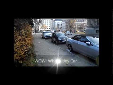 Myup!townMunich   Volkswagen up! Test Drive Review