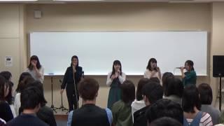 新歓 2017 東京外国語大学アカペラサークルLINES HP: http://acappelines.sakura.ne.jp Twitter: @TUFS_LINES Facebook: http://urx.nu/j8m8.