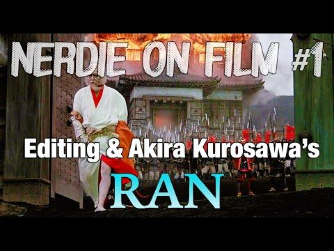 Nerdie on Film #1: Editing & Akira Kurosawa