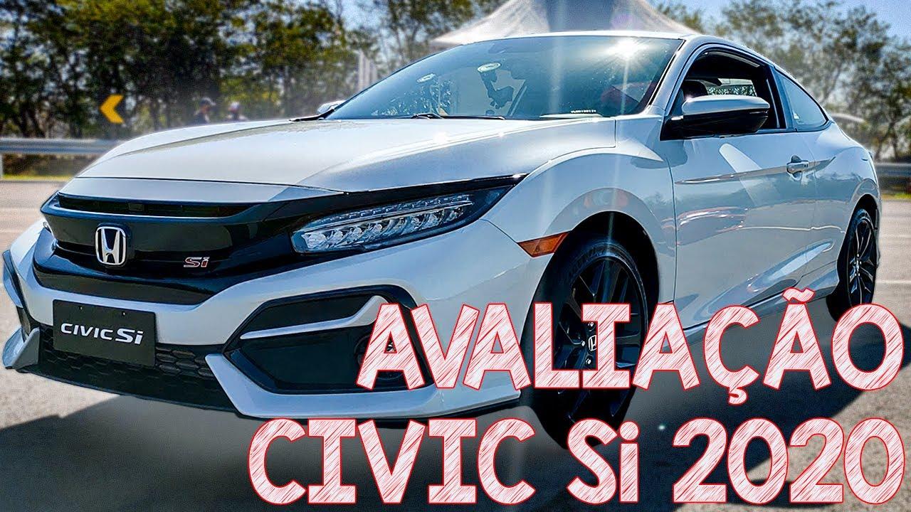 Avaliação Civic si  2020 1.5 TURBO - Será que anda mais do que o 2.4 aspirado?