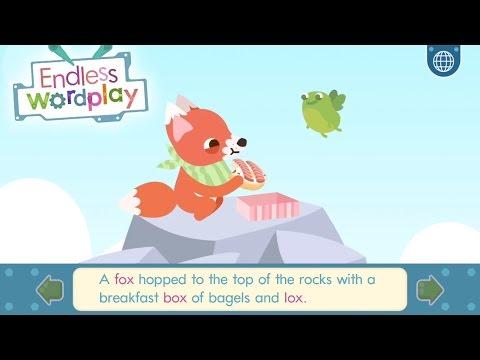 Endless Wordplay: Educational App for Kids