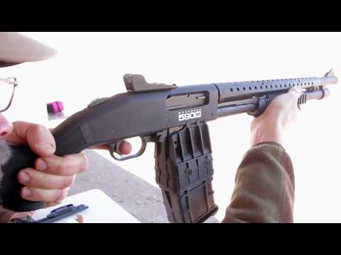 First Look - Mossberg 590M