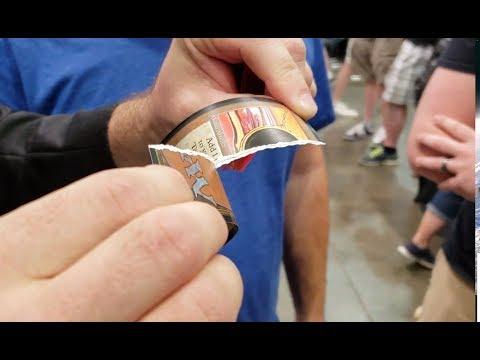 $3,000.00 Loss on Fake Chinese Counterfeit Magic The Gathering Las Vegas