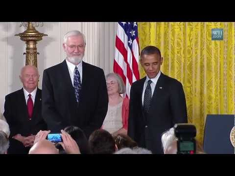 Presidential Medal of Freedom 2012 Ceremony