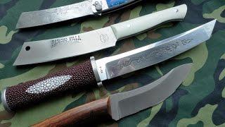 Несколько очень красивых ножей