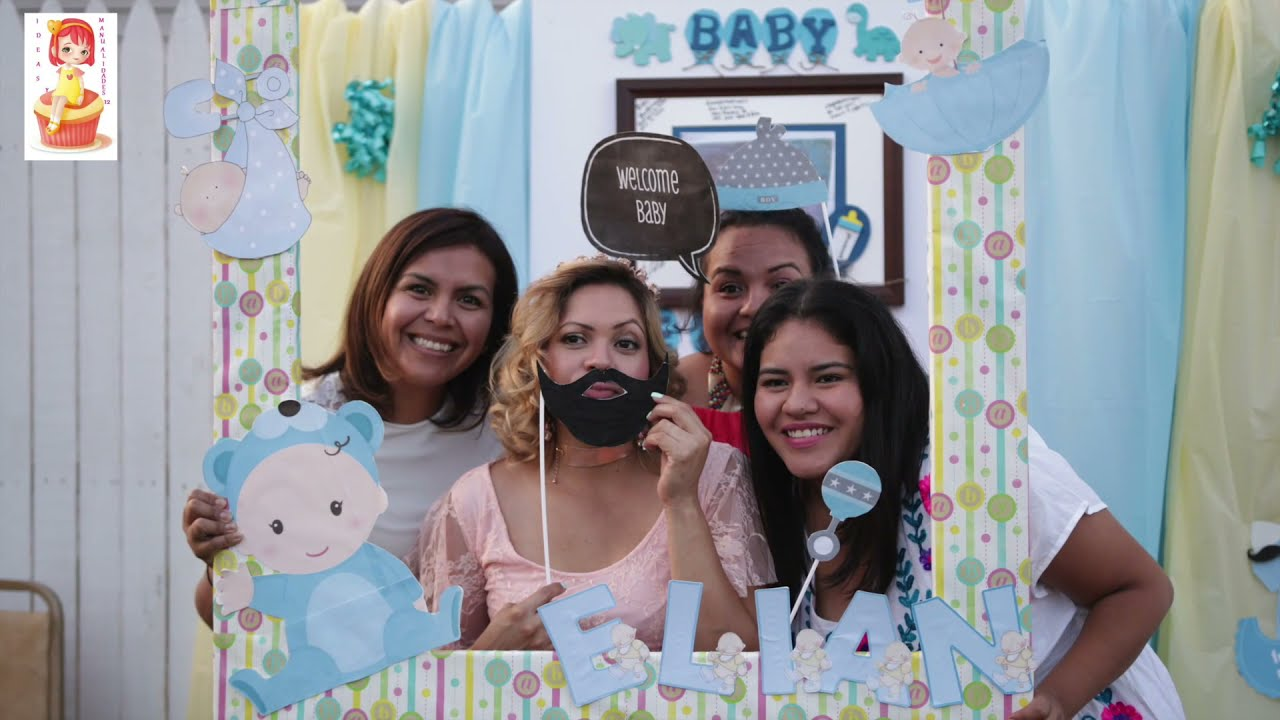 Ideas Y Juegos Para Organizar Un Baby Shower Ideas Y Manualidades