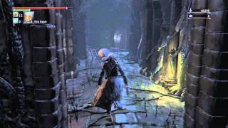 Bloodborne Illusionary walls in Chalice Dungeons