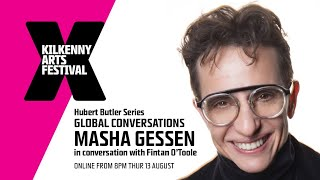 Masha Gessen in conversation with Fintan O'Toole