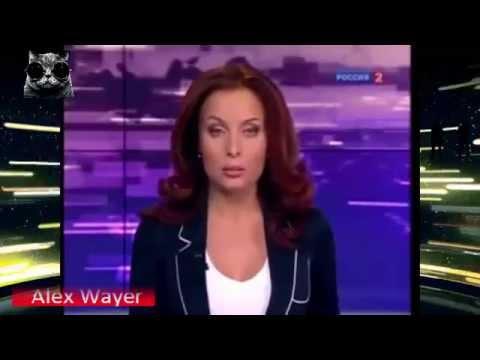 Приколы в прямом эфире Ляпы Оговорки подборка 2014 (2)