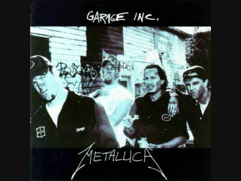 Metallica  Astronomy  Garage Inc, Disc One 811