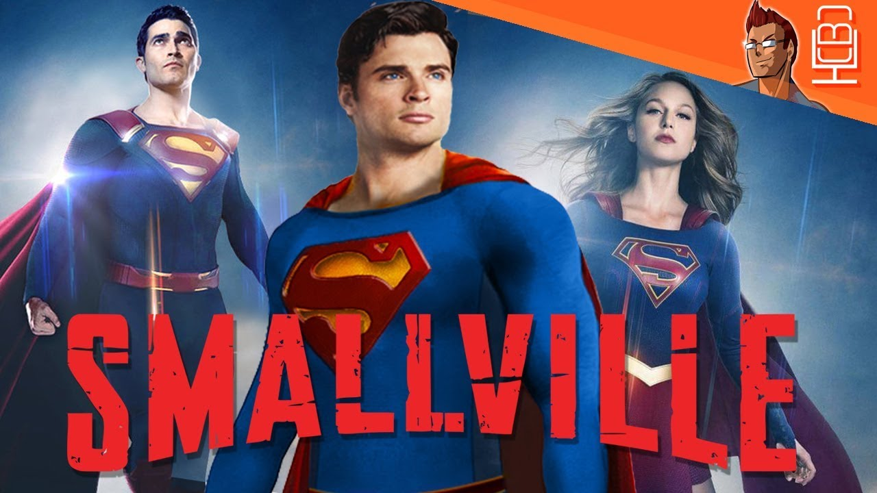 Smallville Return Being Teased by Elseworld Crossover
