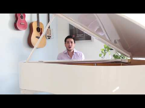 Grow Old With You - Adam Sandler - Cover - @chestersee