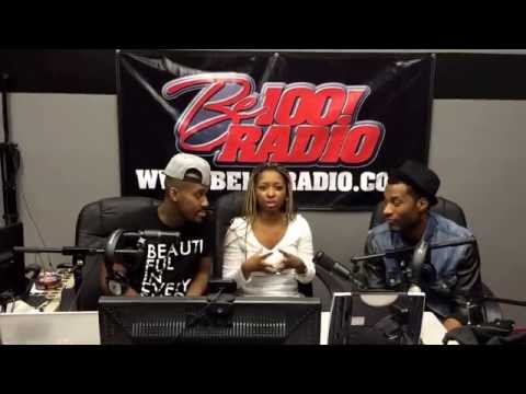 Interview with Sam Collier and Sojourner for The Win at Be100Radio. (@JubileeMagazine)