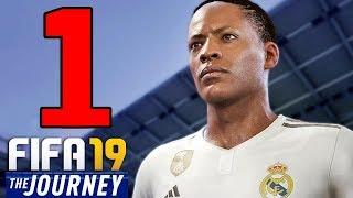 FIFA 19 THE JOURNEY: CAMPIONI [Walkthrough Gameplay ITA HD - PARTE 1] - HUNTER VERSO LA GLORIA!