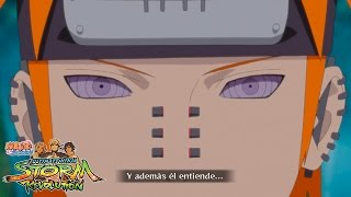 "Naruto Shippuden Ultimate Ninja Storm Revolution Parte 1 ""Historia Akatsuki"" Anime Español Gameplay"
