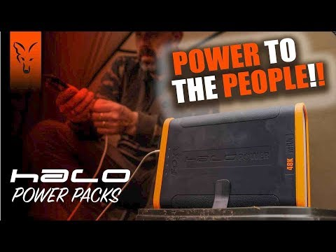***CARP FISHING TV*** Halo Power Packs