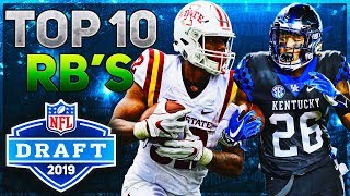 Benny Snell or David Montgomery -- Who is Top RB? | Top 10 Running backs In The 2019 NFL Draft