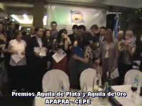 Premios APAPRA Aguilas de Oro y de Plata