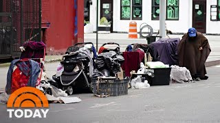 NYC Faces Challenges In Helping Homelessness Fueled By Pandemic | TODAY