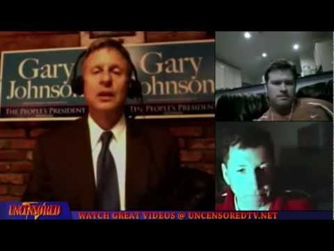 Gov. Gary Johnson - Online Town Hall - Fair Tax Web Q&A (2011-11-11)
