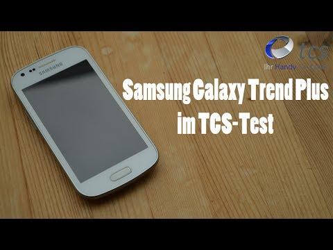 Samsung Galaxy Trend Plus im TCS-Test