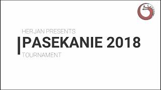 PASKANIE 2018 TOURNAMENT