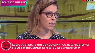 Laura Alonso, la encubridora N°1 de este Gobierno: sigue sin investigar la ruta de la corrupción M